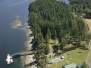 North Pender Island Aerial Photos