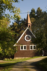 St. Mary Magdalene Church, Miners Bay, Mayne Island, British Columbia