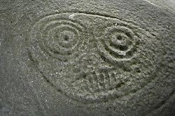 Petroglyph, Fulford Harbour, Salt Spring Island, British Columbia