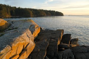 Roesland on North Pender Island
