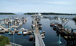Nanaimo Harbour, Nanaimo, British Columbia