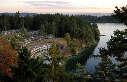 Poets Cove Resort, Spa and Marina, South Pender Island, British Columbia